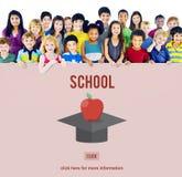 School Education Graduation Successful College Concept Stock Images