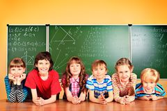 School education Royalty Free Stock Images