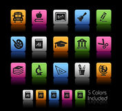 School & Education Icons / ColorBox Stock Photography