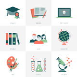 School and education vector illustration