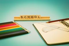 School stock images