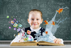 School education Stock Image