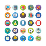 School and Education Vector Icons 6 Stock Photos