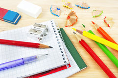 School equipment Stock Photography