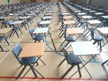 School Exam Royalty Free Stock Images