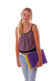 School Fashions Royalty Free Stock Photo
