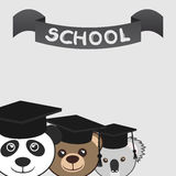 School friend Royalty Free Stock Images