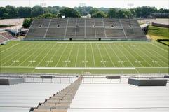 School-Fußball-Stadion Lizenzfreies Stockfoto