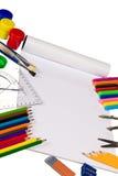 School gear Stock Image