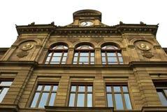 School-Gebäude Lizenzfreies Stockbild