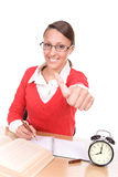School girl Stock Images