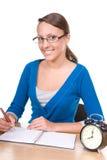 School girl Stock Image