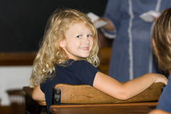 School girl. Stock Photography