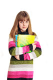 School-girl Stock Images
