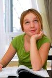 School girl Stock Photography
