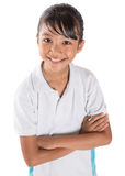 School Girl Close Up IX Stock Photography