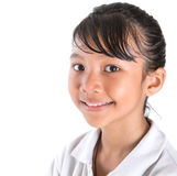 School Girl Close Up VIII Royalty Free Stock Photo