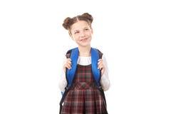 School girl dreaming Stock Image