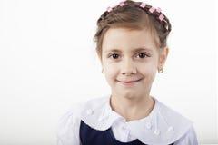School girl portrait Royalty Free Stock Photos
