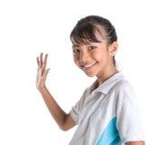 School Girl Portraiture I Stock Image