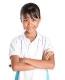 School Girl Portraiture IX Stock Photography