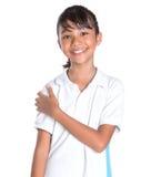 School Girl Portraiture VII Royalty Free Stock Photos