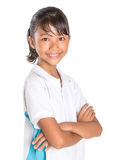 School Girl Portraiture VIII Royalty Free Stock Photo