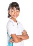 School Girl Portraiture VIII Royalty Free Stock Photo