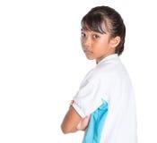 School Girl Portraiture XI Stock Image