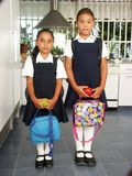 School Girls. Royalty Free Stock Photography