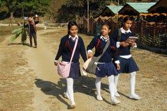 School Girls Stock Photography