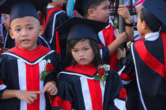 School graduation Stock Photography
