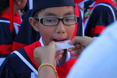 School graduation Royalty Free Stock Photos