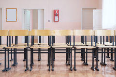 School hall Stock Image