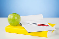 School Homework Objects Stock Photos