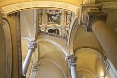 School of Humanities UNIVERSITY OF GENOA Stock Image