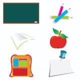 School_icons 库存图片