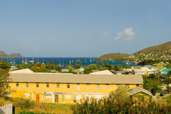 A school on the island of bequia Stock Photography