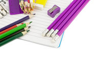 school items Stock Photography