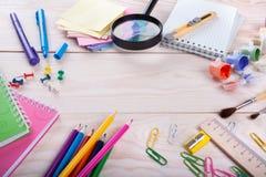 School items Stock Photography