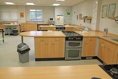 School Kitchen Royalty Free Stock Photography