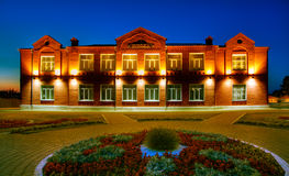 School of Kolomna Kremlin Royalty Free Stock Photo