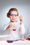School laboratory Stock Photos