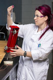 School laboratory Royalty Free Stock Photo