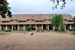 School in Laos Stock Photo