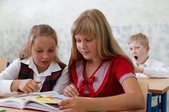 School. Learning process... Stock Photos