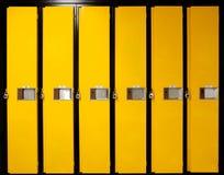 School lockers Royalty Free Stock Images