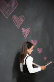School love. Stock Images