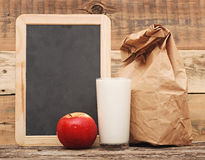 School lunch Stock Images
