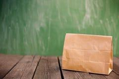 School lunch bag Stock Photos